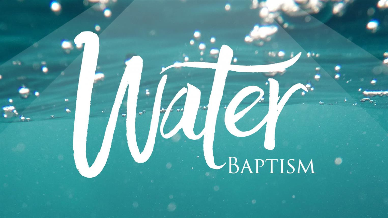 Water Baptism – Faith Life International Church